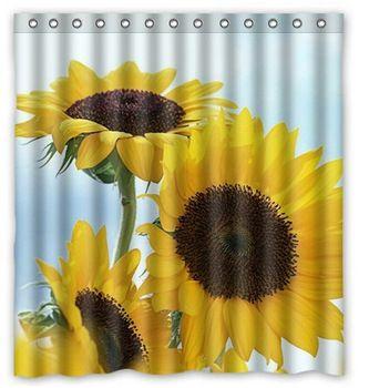 37 Best Sunflower Bathroom Images On Pinterest Sunflower