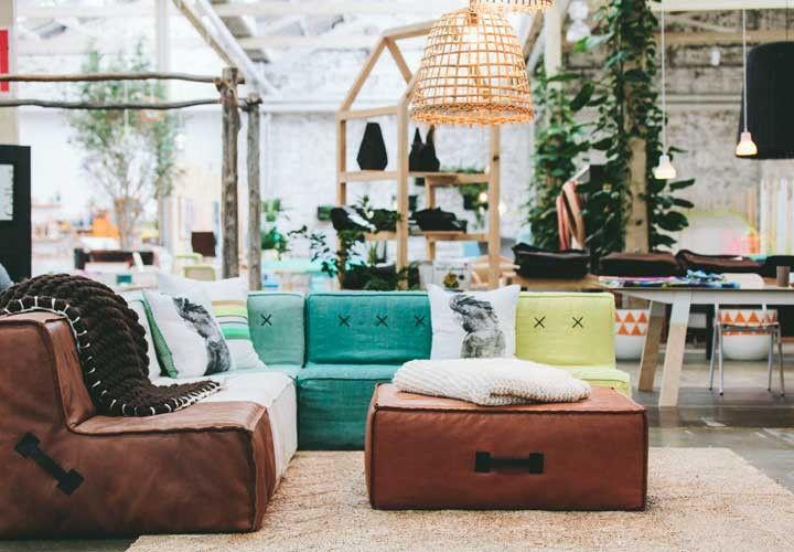 Fab colours, textures! love this sofa range. Quadrant Softs by Koskela