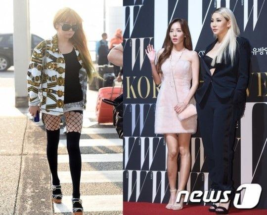 [뮤직&톡]'산 넘어 산' 2NE1, 극복해야 할 위기 세 가지 :: 네이버 TV연예