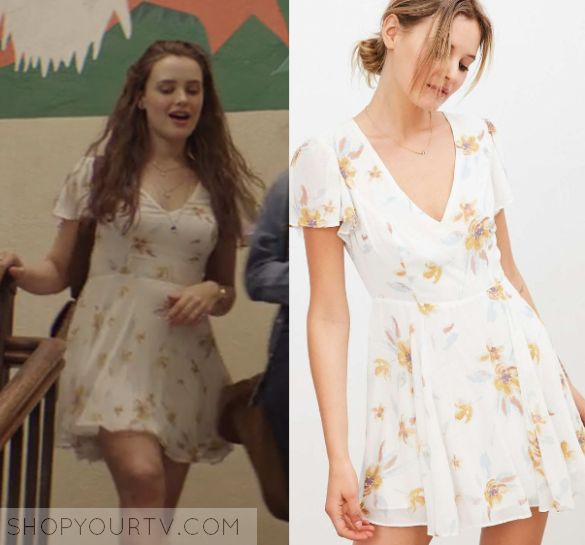Hannah Baker Fashion, Clothes, Style and Wardrobe worn on TV Shows | Shop Your TV