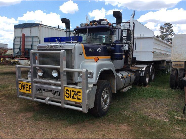 1986 MACK SUPERLINER For Sale Trade Trucks Australia