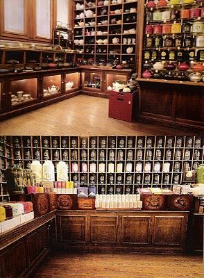 so going there :) The finest tea shop in Paris - Mariage Freres, www.mariagefreres.com