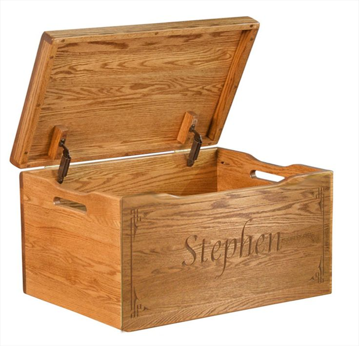 14 Best Images About Wooden Toy Boxes On Pinterest John