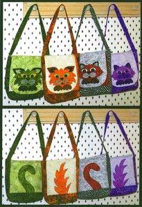Heads or Tails Handbag Pattern by Helene Knott