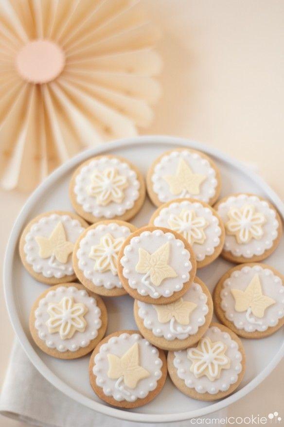 Caramel Cookie - Mesa Dulce Primera Comunión