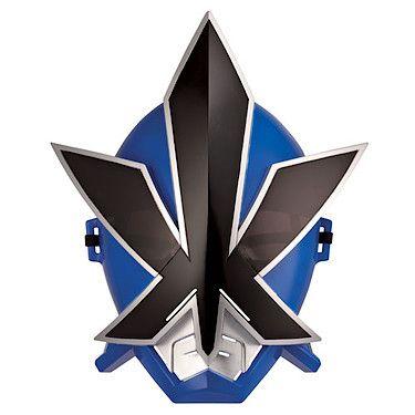 Power Rangers Super Samurai Mask - Blue | Power Rangers Super Samurai | Power Rangers | Search by brand | TheToyshop Store