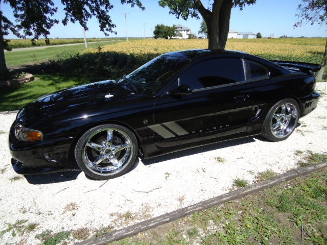 1995 Ford : Mustang SALEEN
