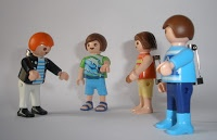 Broches Clicks playmobil