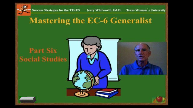 this is the sixth video of an eight video series to prepare prospective teachers to pass the ec study guide for bilingual generalist ec 6 Study Guide Format