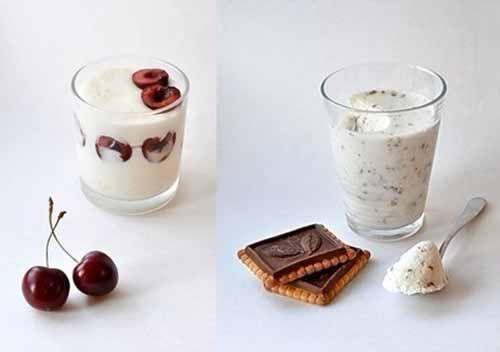 Кефирный крем – десерт, который можно приготовить за 10-15 минут! Нежный…
