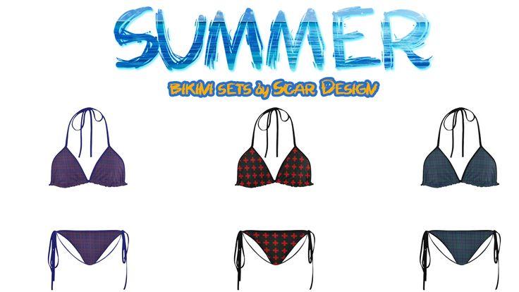 Rock style Bikini Sets by Scar Design #swimwear #bikini #swimsuit #swim #bikinisuimsuit #summer #summer2017 #beach #beachwear #style #summerstyle #rockbikini #giftsforher #artsadd #scardesign #sea #vacation #travel #rockstyle #rockstylebikini