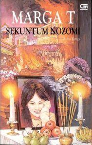 Resensi Novel Sekuntum Nozomi Buku Ke-3. Karya Marga T
