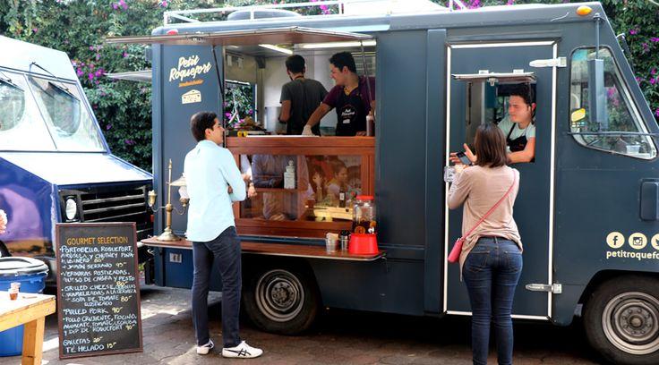 Food Trucks DF