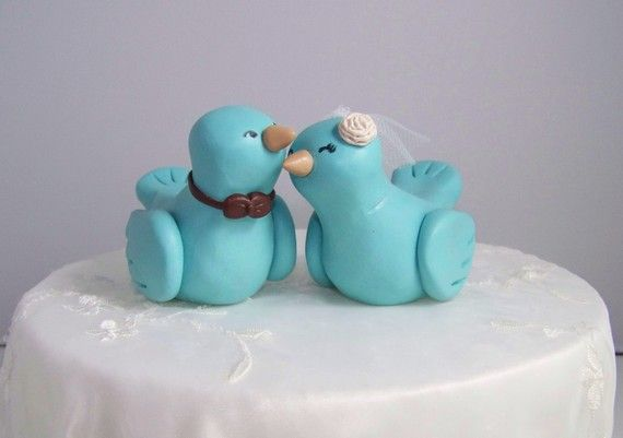 Hey, I found this really awesome Etsy listing at https://www.etsy.com/listing/62122995/custom-love-bird-wedding-cake-topper