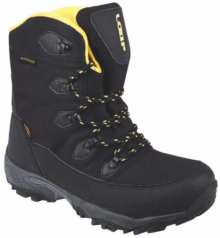 LOAP  Pánské zimní boty YAK velikost 41-46