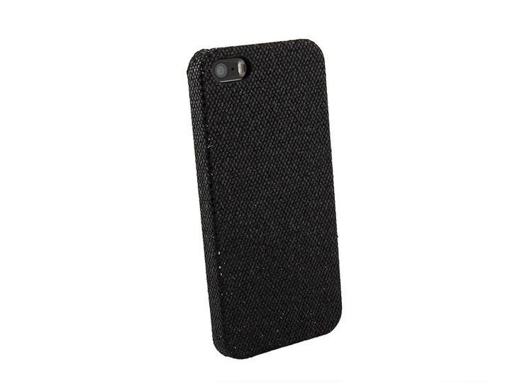 Glitter case iPhone 5 & 5S zwart