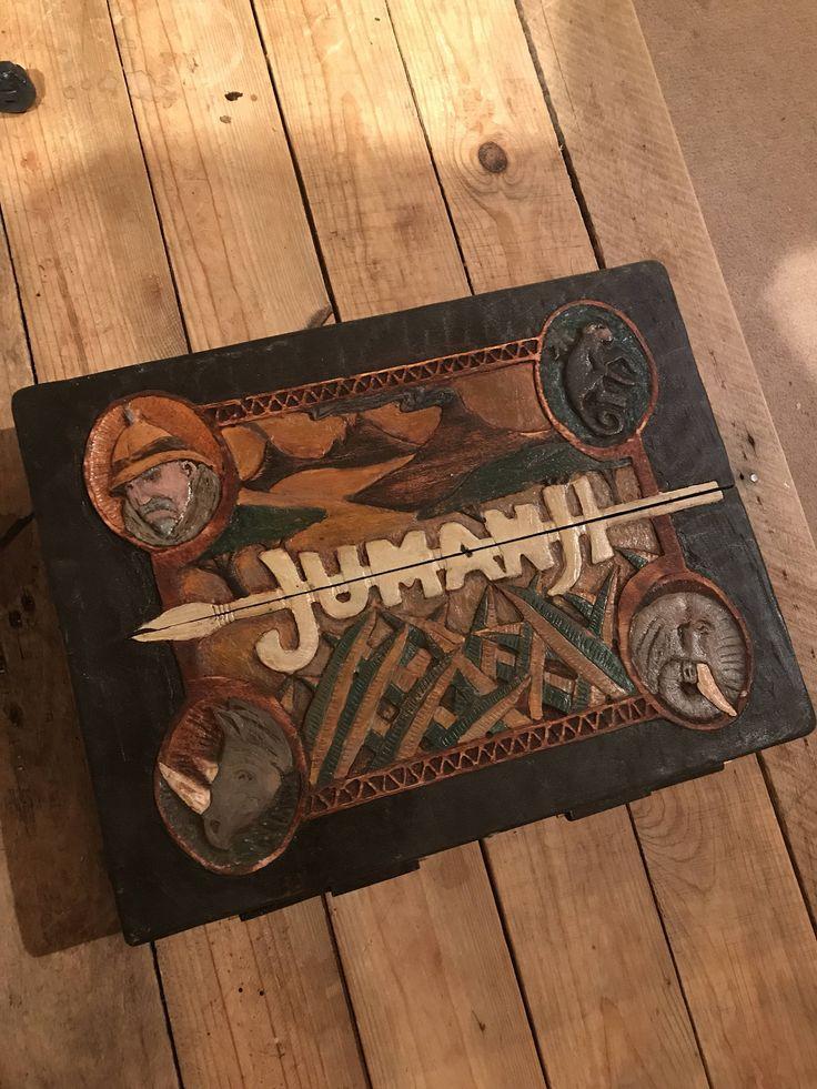 Jumanji replica board game (With images) Board games