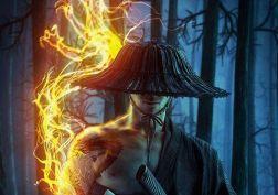 L5R Legend-of-the-Five-Rings fantasy online cardgame legend five rings mmo game warrior samurai (23) wallpaper