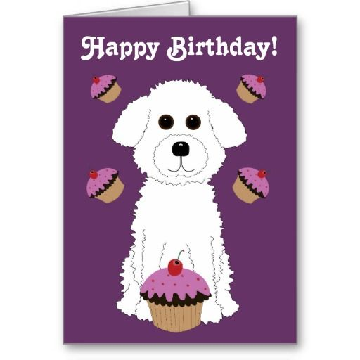 17 Best images about Dog Birthday Cards – Birthday Card for Dog