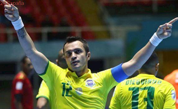 Se retira Falcao, el mejor jugador de la historia de fútbol sala