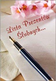 niebieska_podwiązka: Dziś pod lupę bierzemy prezenty ślubne