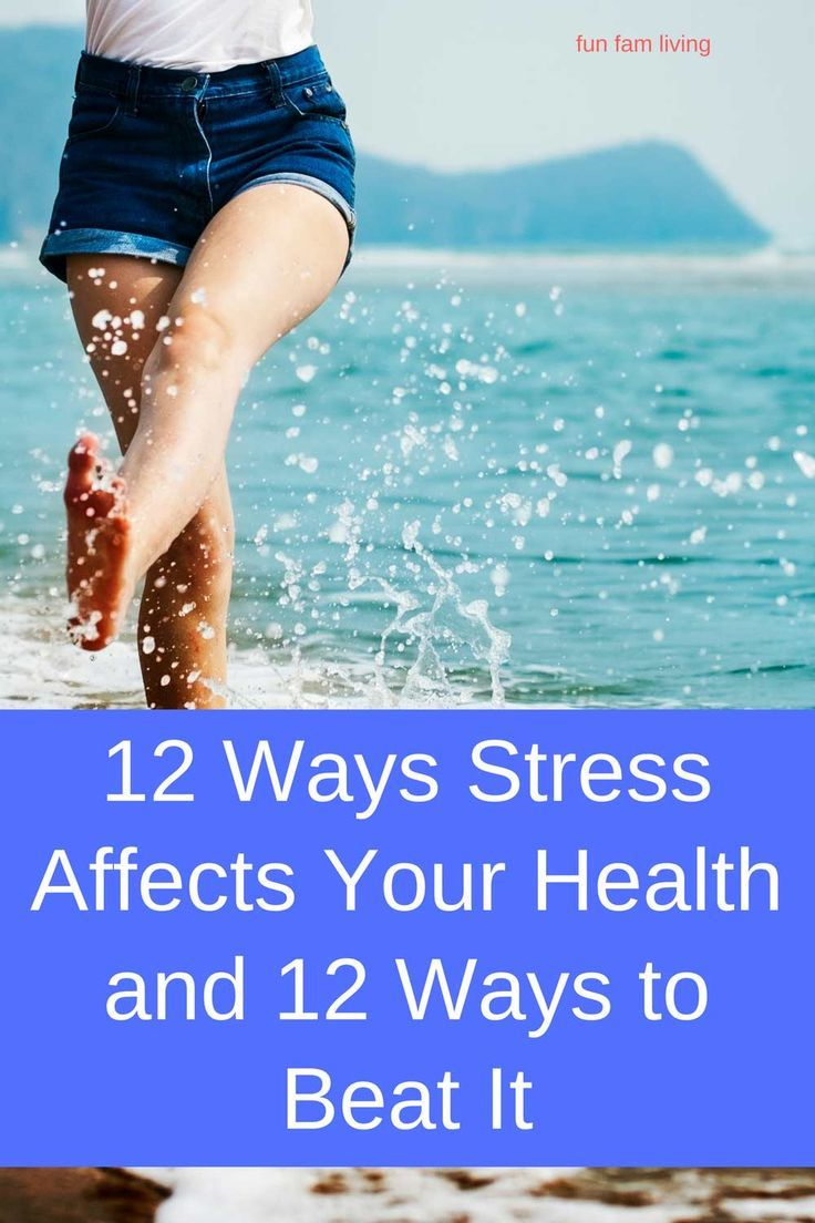 Stress is inevitable and some stress is necessary in our lives. When #stress gets out of control it shortens our lives with all the damage it does to our bodies. There are ways to prevent that... #health