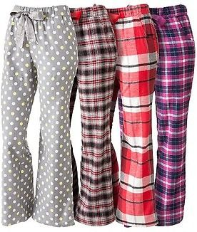No it's not Tool Time, it Comfort Time! Flannel isn't just for men't work shirts anymore. It's one of the most comfortable materials for pajamas and women love it. shawnscoolpicks.c... #pajamas #pjs #flannelpajamasforwomen #flannel