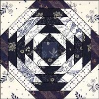 Pineapple Quilt Pattern.....my next project in purples, blacks and whites!!! Gonna be pretty!!!