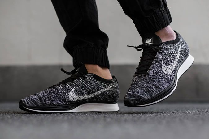 917dbb2ac4157 ... norway nike flyknit racer oreo 2.0 trainers 2wear pinterest flyknit  racer oreo flyknit racer and nike