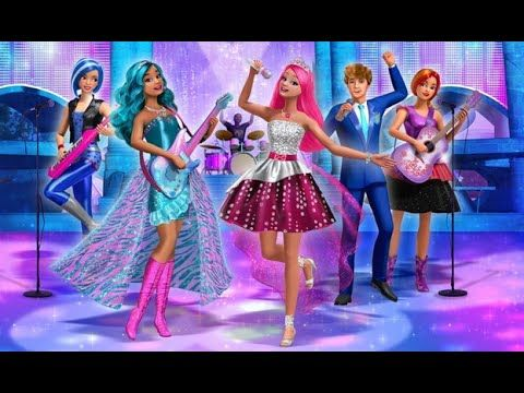 Films Barbie En Francais -○- Barbie Rock et Royales en Streaming -○- Bar...