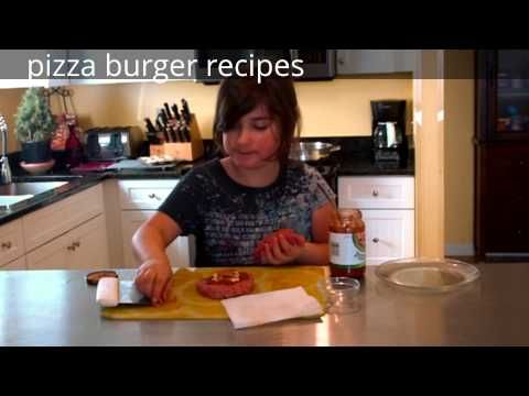 Pizza burger recipes, See for yourself, it works!
