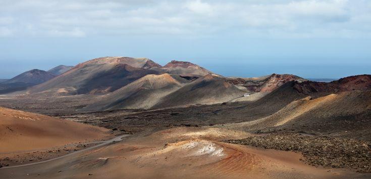 Lanzarote, un clima ideal y un paisaje único - http://www.absolutlanzarote.com/lanzarote-un-clima-ideal-y-un-paisaje-unico/