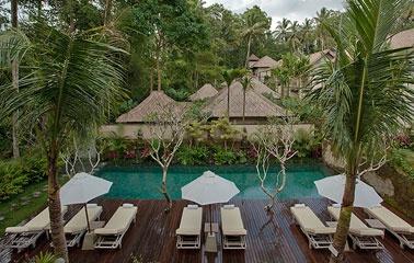 Puri Sunia Resort Ubud Bali - Discount Rates Deals