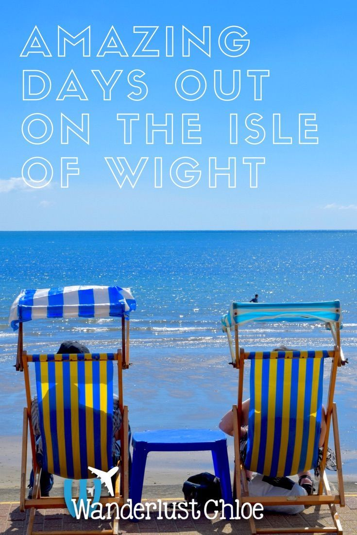Amazing Days Out On The Isle Of Wight. Long days on the beach, extreme sports, wine tasting and a top foodie scene – whatever your age, whatever your passion, it turns out there's something special waiting for you on the Isle of Wight!