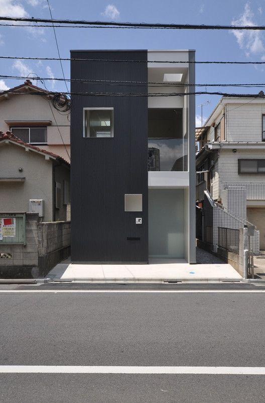 LW House / Komada Architects' Office, © Takeshi Komada