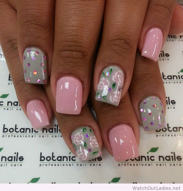 Mejores 112 imágenes de Nails en Pinterest   Arte de uñas, Diseños ...