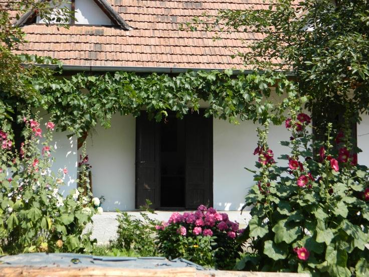 Transylvanian Cottage -- in Szekelyfold/Szekler Land