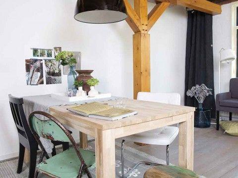 Stół dębowy Largo 200x90 cm