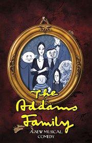 La Famille Addams Le Palace Affiche