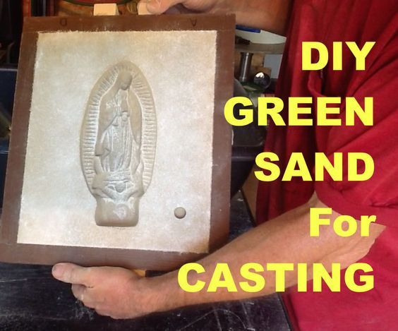 Hi,This is a comprehensive video on how to make your own Green Sand or GreenSand For Metal Casting. I thought this might be helpful to some :)Regards,MSFN (Makin Sumthin From Nuthin)
