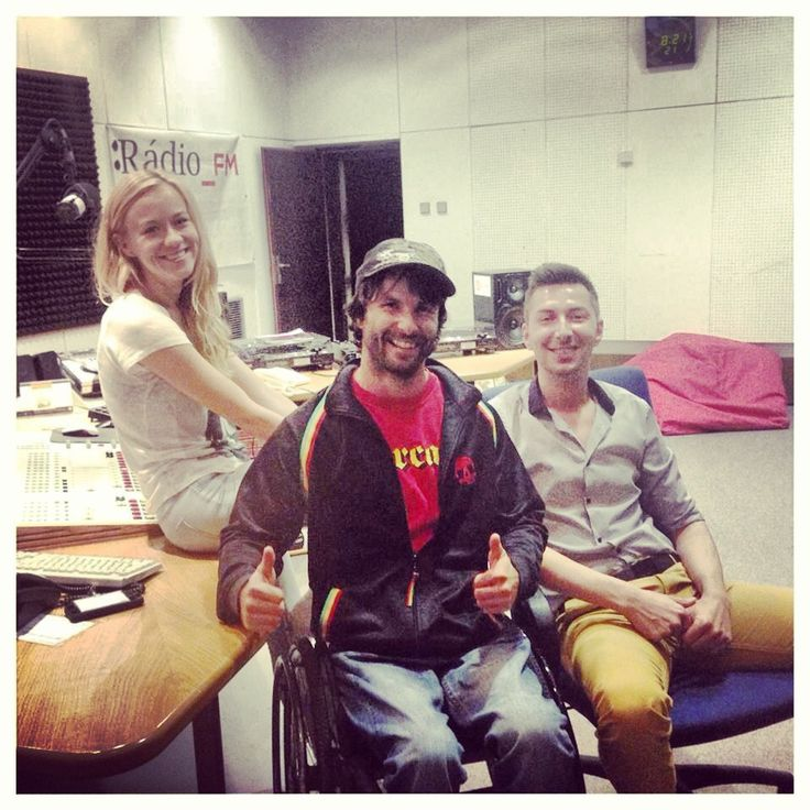 Radio FM, good morning Slovakia