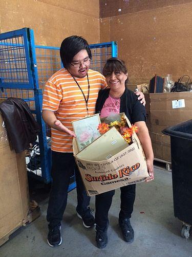 #Donate4Good to Goodwill of Orange County #create #jobs #oc. Thank you Cristina!