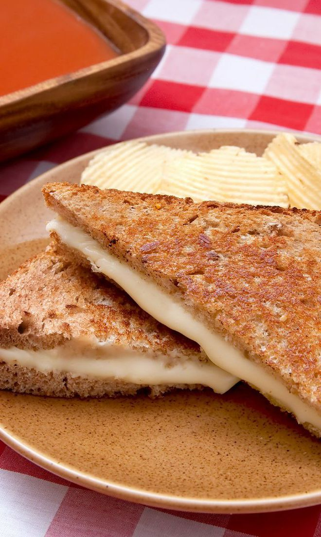 Italian Grilled Cheese Sandwiches Recipe