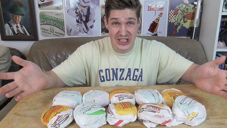 Burger King Mukbang Deutsch