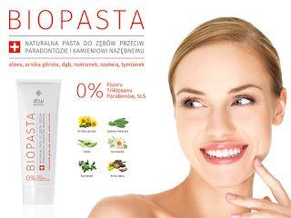 ATW  MARIOLA TORUN: Biopasta   Naturalna  pasta  do  zębów