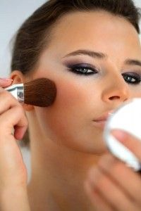 Apply Blush in the Professional Way