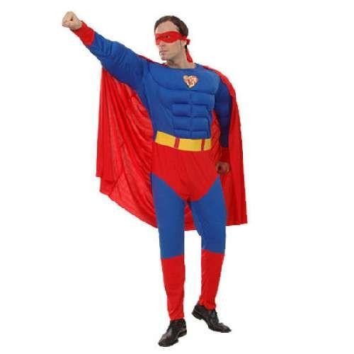 Tu mejor disfraz de superman en DisfracesMimo. Comprar Disfraz de Superman hombre adulto barato en tu Tienda Online, con referencia bt 36604 Para disfrazarte e ir igual que el mismísimo Superman. Perfecto para Despedidas de Soltero.