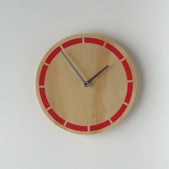 Objectify Dash Wall Clock