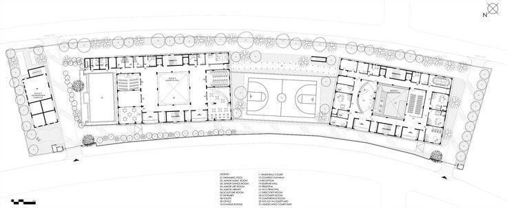 The Newtown School / Abin Design Studio