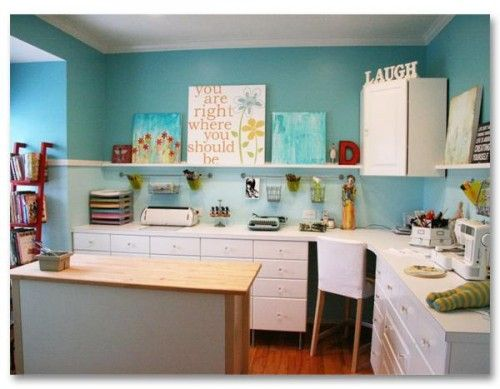Craft Room Ideas Design, Pictures, Remodel, Decor And Ideas   Page 22